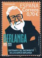 [C0349] España 2021. Luis García Berlanga (MNH) - 2011-... Unused Stamps