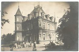 Grammont Fotokaart Kasteel - Geraardsbergen