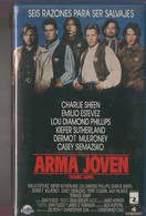 VIDEO VHS: Arma Joven - Other Formats