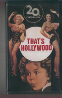 Video VHS: Thats Hollywood Los Señores De - Other Formats