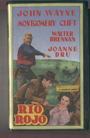 Video VHS: Rio Rojo - Other Formats