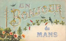 LE MANS : UN BONJOUR DU - Le Mans