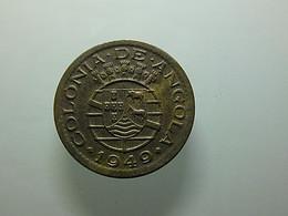 Portuguese Angola 10 Centavos 1949 - Portugal