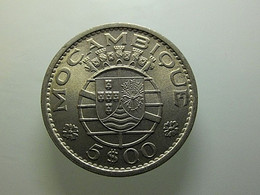 Portuguese Moçambique 5 Escudos 1973 - Portugal