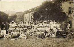 Photo CPA Potsdam In Brandenburg, Deutsche Soldaten In Uniformen, Kaiserreich - Otros
