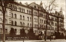 CPA Potsdam In Brandenburg, Kaserne D. Reiter Regt. 4, Ehem. Gardes Du Corps Kaserne - Otros