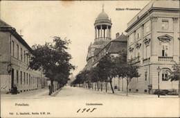 CPA Potsdam In Brandenburg, Militär Waisenhaus, Lindenstraße - Otros