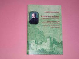 Souvenirs D'enfance De Vars-Guillestre Aux Frères Grimm, Amalie Hassenpflug, 2007, Comme Neuf, 48 Pages - Biographie