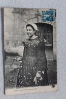 Cpa 1921, Jeune Fille D'Hennebont, Morbihan 56 - Hennebont
