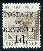 Grenada (Británica) Nº 27 Nuevo(*) Cat.25€ - Grenada (...-1974)