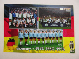 EURO Germany European Champions - Soccer