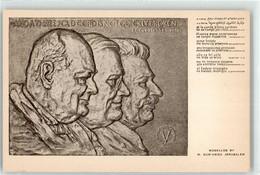 53029739 - Sign. Gur-Arieh, M. Churchill Roosevelt Stalin - Non Classificati
