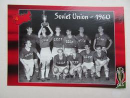 EURO Soviet Union USSR European Champions - Soccer