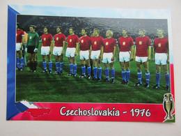 EURO Czechoslovakia European Champions - Soccer