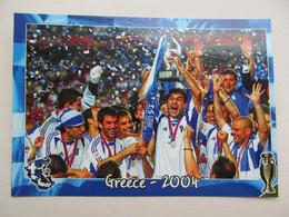 EURO Greece European Champions - Soccer