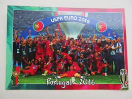 EURO Portugal European Champions - Soccer