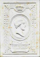 Image Gaufrée Henri V - Le Petit Fils De St Saint-Louis N'est Pas Un Prétendant, C'est Un Principe - Jeanne Editeur - Other