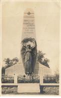 80 OMIECOURT ET HYENCOURT LE PETIT #22457 MONUMENTS AUX MORTS CARTE PHOTO - Other Municipalities