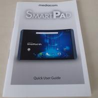 Mediacom SmartPad Quick User Guide - Altri