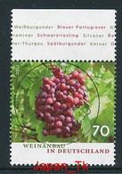 GERMANY Mi.Nr. 3334 Weinanbau In Deutschland - Used - Oblitérés