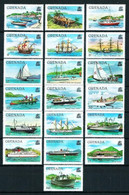 Grenada Nº 931/49 Nuevo - Grenada (1974-...)