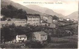 FR66 PRATS DE MOLLO - Berdague - Vue Générale - Les écoles - Belle - Andere Gemeenten