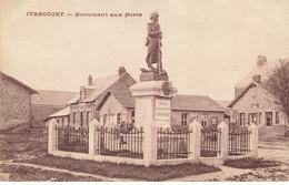 02 ITANCOURT #21251 LE MONUMENT AUX MORTS - Other Municipalities