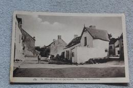 Village De Kermorvan, Presqu'ile De Quiberon, Morbihan 56 - Andere Gemeenten