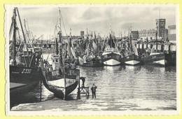 2997 - BELGIE - BELGIUM - ZEEBRUGGE - DE HAVEN EN VISMIJN - Zeebrugge