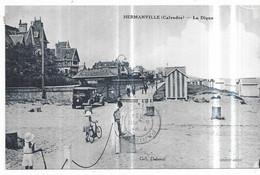 Hermanville La Digue Co'l. Dubreuil Combier Macon - Sonstige Gemeinden