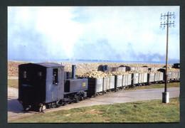 """Carte-photo Moderne """"Tramway De La Ligne Pithiviers-Toury - Transport De Betteraves à Sucre - Années 50"""" - Pithiviers"""