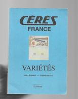 Catalogue Des Variétés Céres - Unclassified