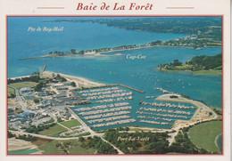 29 LA FORET-FOUESNANT Port La Forêt, L'épi Du Cap Coz, La Pointe De Beg Meil - La Forêt-Fouesnant
