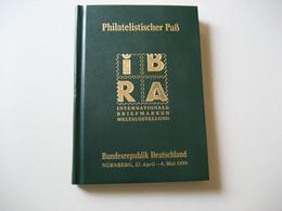 IBRA 1999 Phila Pass (17586) - Briefmarkenaustellung