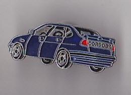 PIN'S THEME FIAT  SEAT   CORDOBA   VOITURE BLEU - Fiat