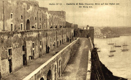 Castello Di Baia (Caserta) - Camp De Prisonnier De Guerre - Pris  ITALY CROIX ROUGE RED CROSS  1914/15 WWI WWICOLLECTION - Guerra 1914-18