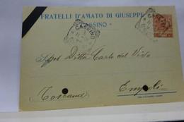 CASSINO   -- LATINA  ---   FRATELLI D'AMATO DI GIUSEPPE - Latina