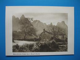 (1926) Maison Forestière Ferlatto Dans Le Massif De Bavella (Corse) - Non Classificati