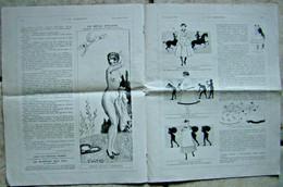 Revue Ancienne LA VIE PARISIENNE Sexy N°48 Aviation 25 Nov 1916 Actualités Spectacle 1ère Guerre Humour - War 1914-18