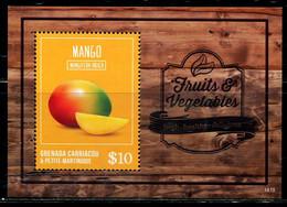 CR0552 Grenada Island 2016 Fruit Mango M - Obst & Früchte