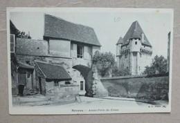 CPA - NEVERS - AVANT PORTE DU CROUX - Nevers