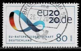 Bund 2020,Michel# 3554 O EU- Ratspräsidentschaft - Used Stamps