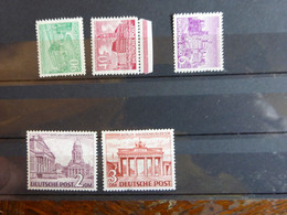 Superbe Et  N°45**,52** ,n°56,n°58** Et 59**forte  Cote!! Visitez Ma Boutique! - Unused Stamps