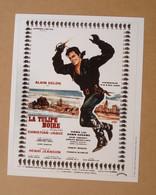 Affiche - Affichette - Poster La Tulipe Noire Avec Alain Delon, Virna Lisi, Dawn Addams De Christian-Jaque - Posters