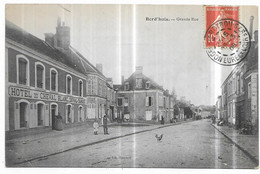 Berd'huis Hotel Du Cheval Blanc, Duval-Damas Lib. Hamard - Sonstige Gemeinden
