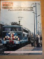 Vie Du Rail 1089 1967 Ault Friaucourt Transports  Rouen Varsovie Wilanow Cracovie Friville Escarbotin Tour Du Pré Lyon - Trains
