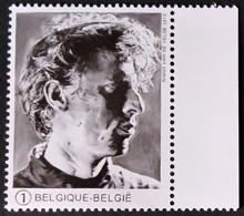 Belgium 2019. Modern Art. Paintng. Self-Portrait Of Rinus Van De Velde MNH - Nuevos