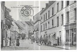 Mortagne Hotel Du Grand Cerf - Mortagne Au Perche