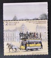 Belgium 2019. First Horse-drawn Tram Line - 150 Years.  MNH - Nuevos