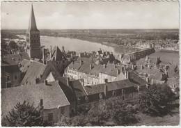 Nièvre : LA  CHARITE Sur LOIRE : Vue - La Charité Sur Loire